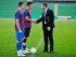 Beratung für Fußballspieler